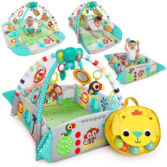 Bright Starts Ball Play Activity Gym 5in1